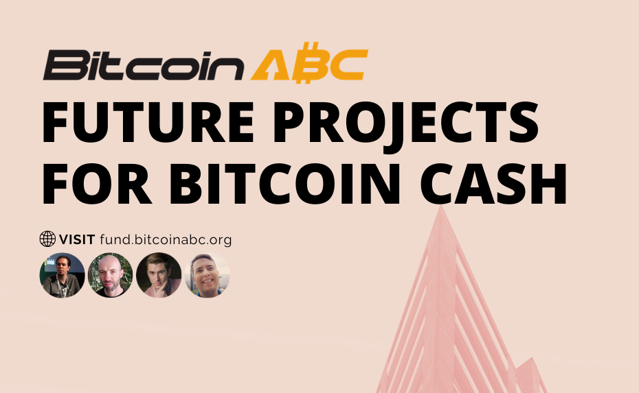 Future Projects for Bitcoin Cash
