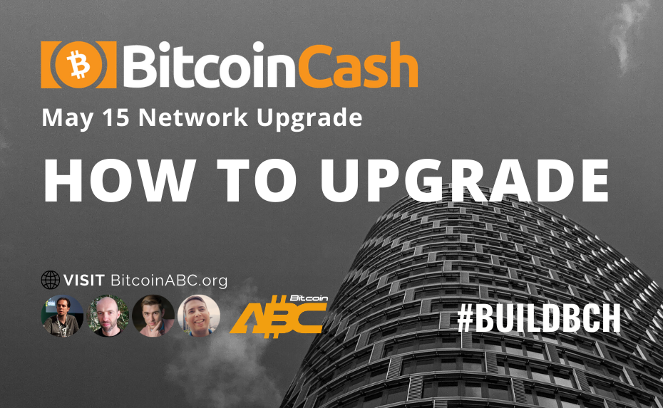 How to Upgrade your Bitcoin Cash Node with Bitcoin ABC