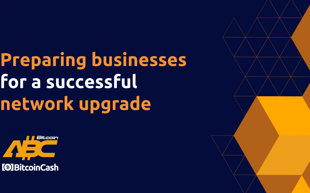 Preparing businesses for a successful network upgrade