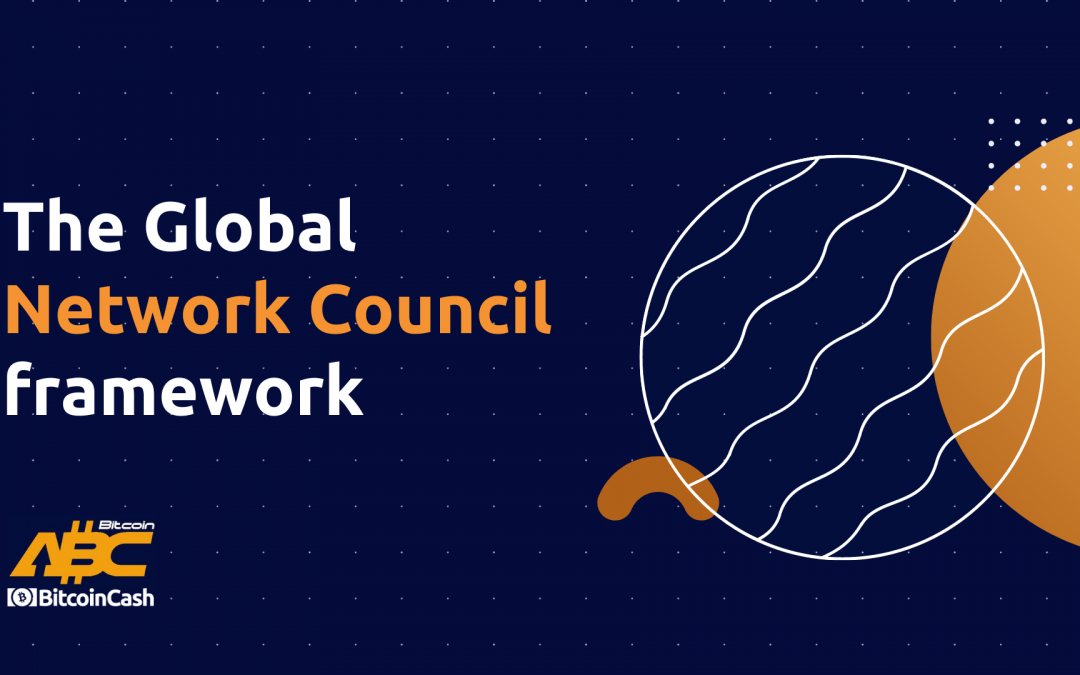 The Global Network Council framework